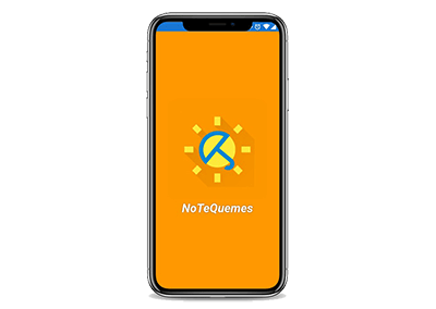 App Android – NoTeQuemes