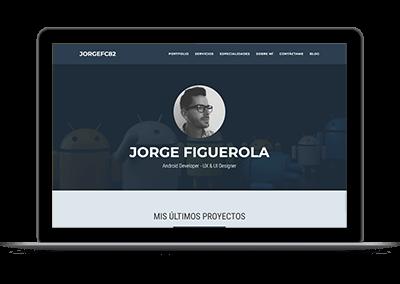 Diseño web Jorgefc82