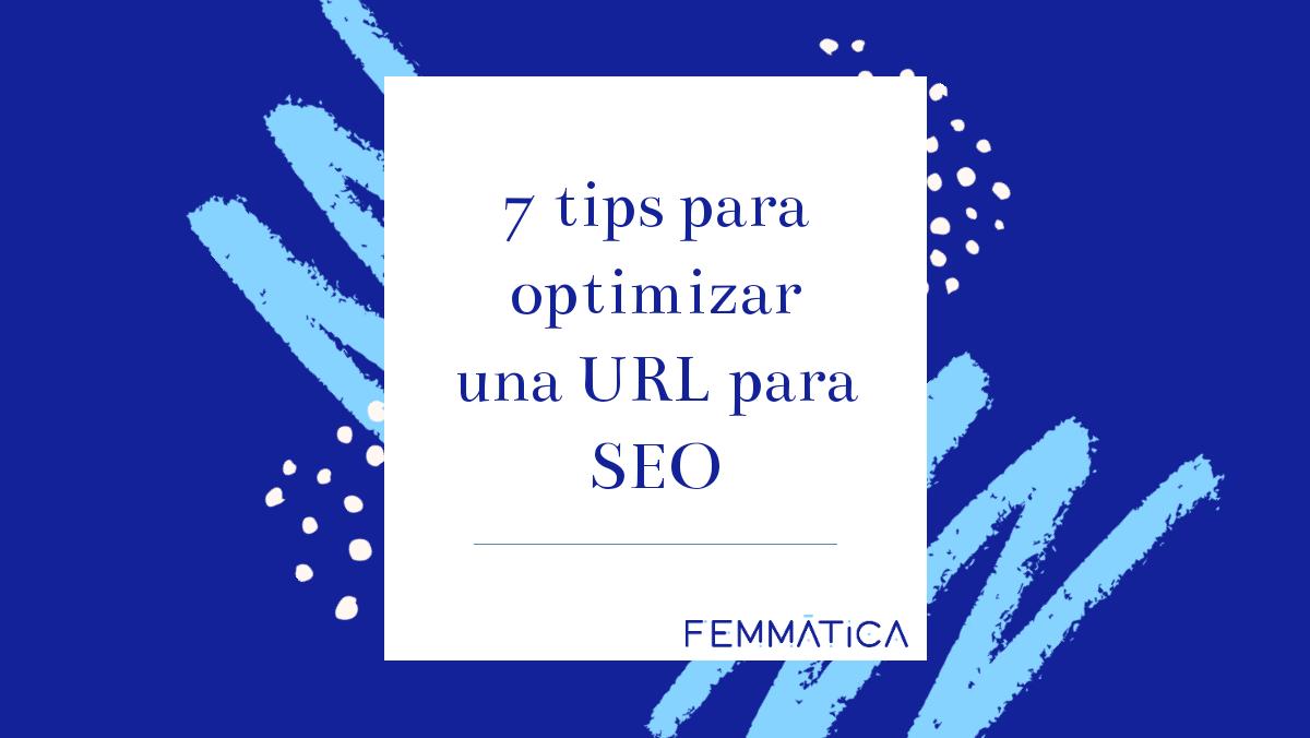 Optimizar URL para posicionamiento SEO